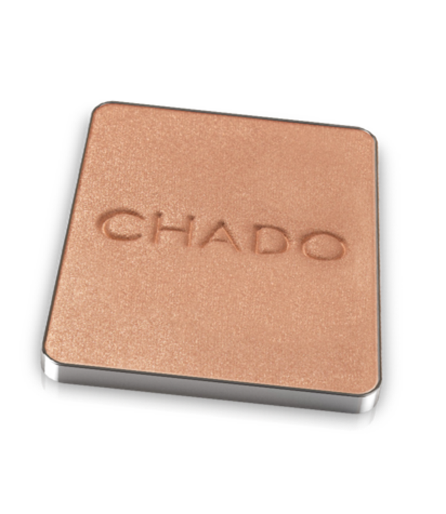 CHADO POUDRE SCINTILLANTE - peaux bronzees