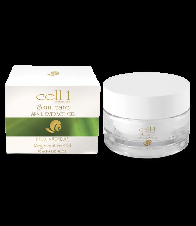 Cell-1 Snail Extract Gel - Anti Falten Schnecken Creme