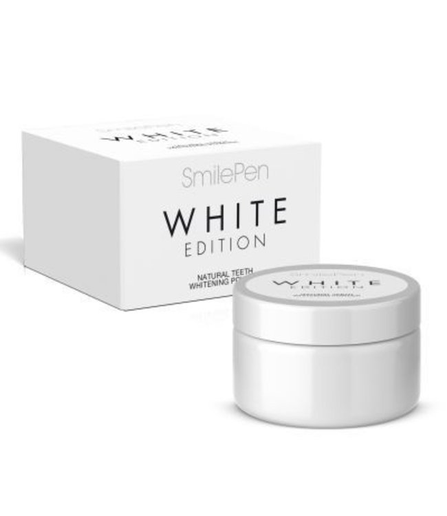 SmilePen WHITE EDITION Mineral Bleaching Powder for light discolorations