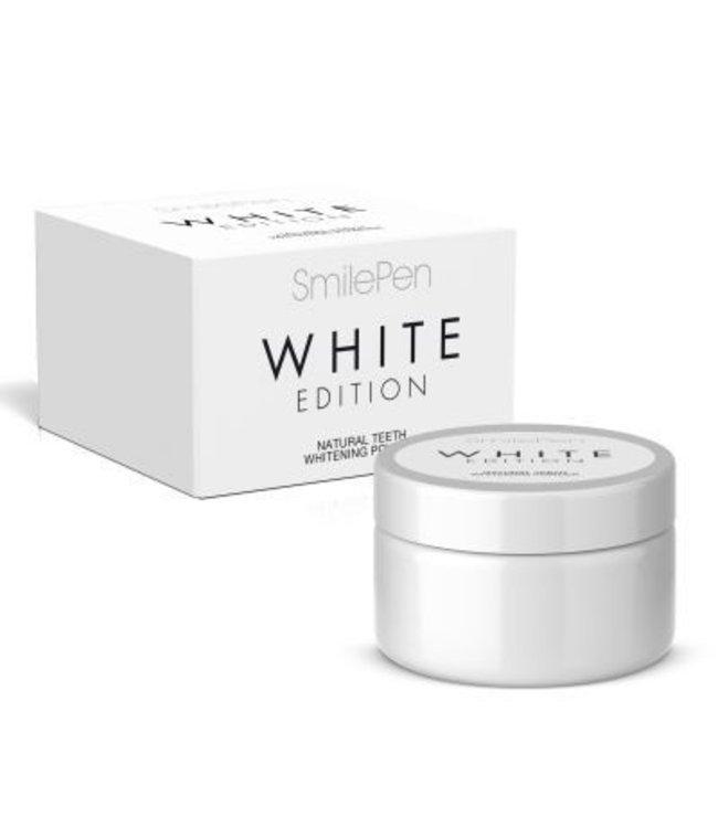 SmilePen WHITE EDITION Mineralisches Bleaching Puder für leichte Verfärbungen
