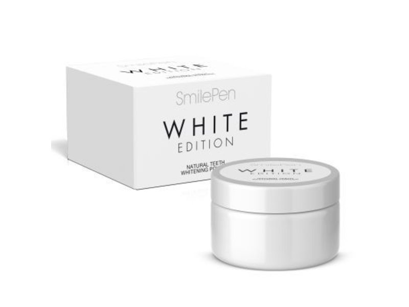 SmilePen SmilePen Tooth Whitening Powder WHITE EDITION