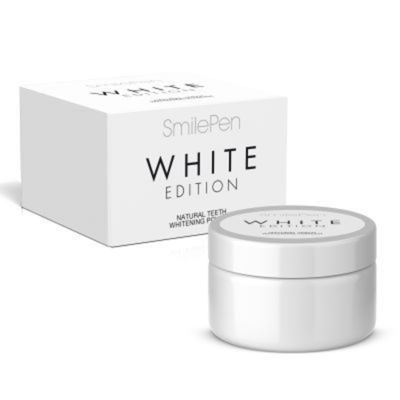 SmilePen Tooth Whitening Powder WHITE EDITION