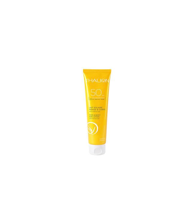 THALION Sonnenmilch für Gesicht & Körper LSF50 - Body Sun Lotion SPF50