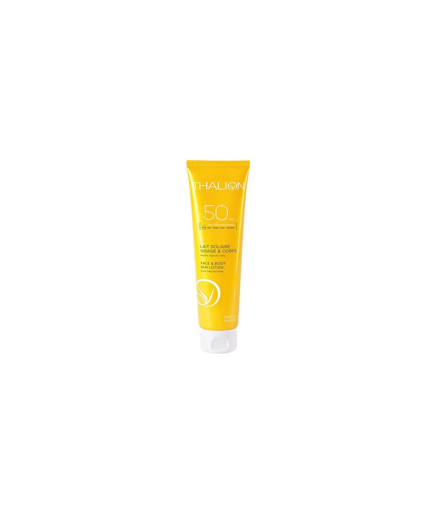 Gesicht und Körper Sonnenmilch LSF50