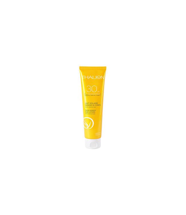 THALION Sonnenmilch für Gesicht & Körper LSF30 - Body Sun Lotion SPF30
