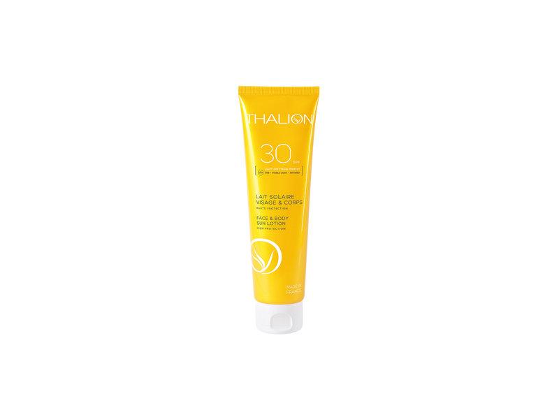 THALION Thalion Sonnenmilch für Gesicht und Körper LSF 30