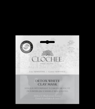 Clochee Detox-Maske weißer Ton