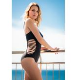 Pillert Swimwear Miranda Bandeau Badeanzug