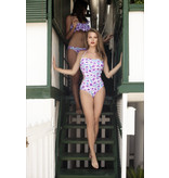 Pillert Swimwear Hibiscus Swimsuit