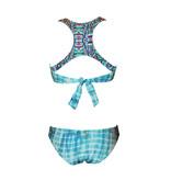 Pillert Swimwear Native Crystal Reversible 2pcs set