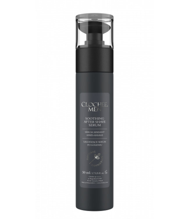 Clochee Soothing After Shave serum for men