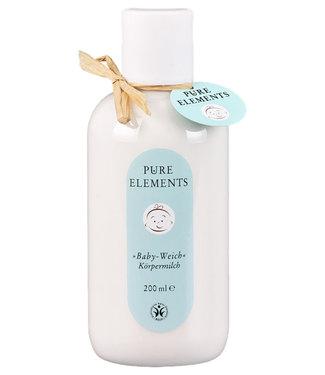 Pure Elements Baby-Weich Körpermilch