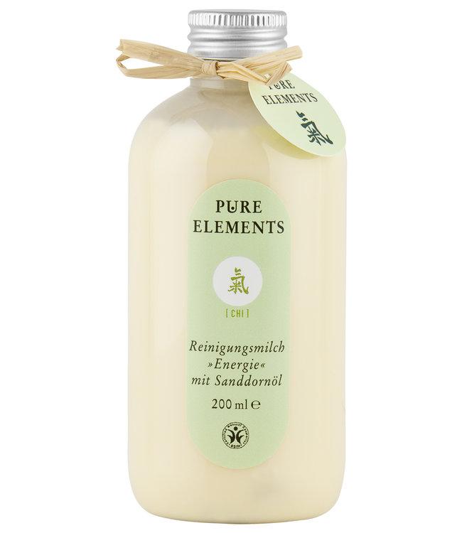 Pure Elements Chi Reinigungsmilch mit Sanddornöl