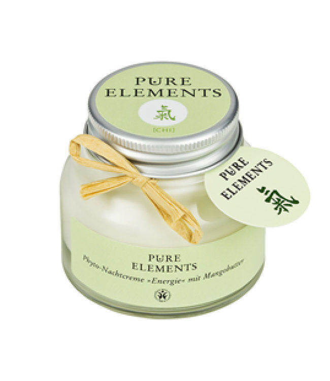 Pure Elements Chi Phyto night cream with mango butter