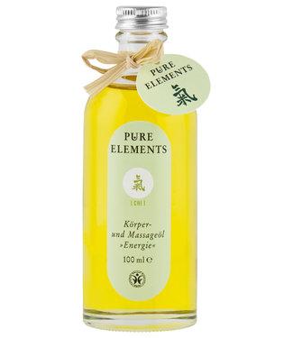 Pure Elements Chi Körper & Massageöl