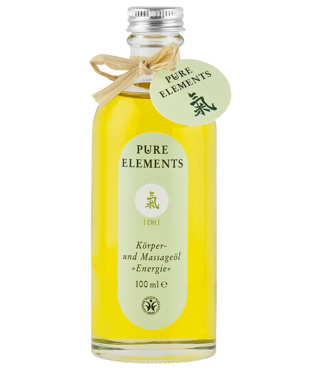 Pure Elements Chi body and massage oil