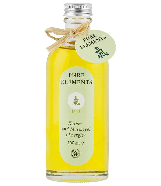 Pure Elements Chi Body & massage oil