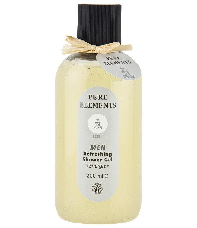 Pure Elements Men Refreshing Duschgel