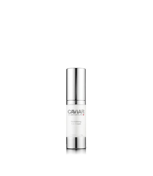 Caviar of Switzerland Revitalisierende Augencreme - Revitalizing Eye Cream