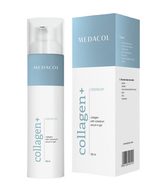 Medacol Collagen + colostrum