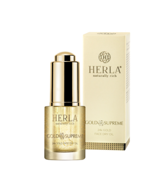 Herla 24K Gold Face Dry Oil