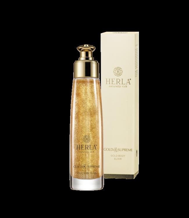 Herla 24K Gold Body Elixir