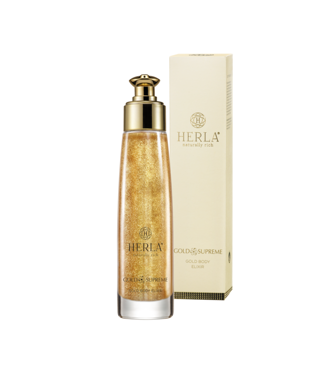 Herla Gold Body Elixir - 24K Gold Körper-Elixir