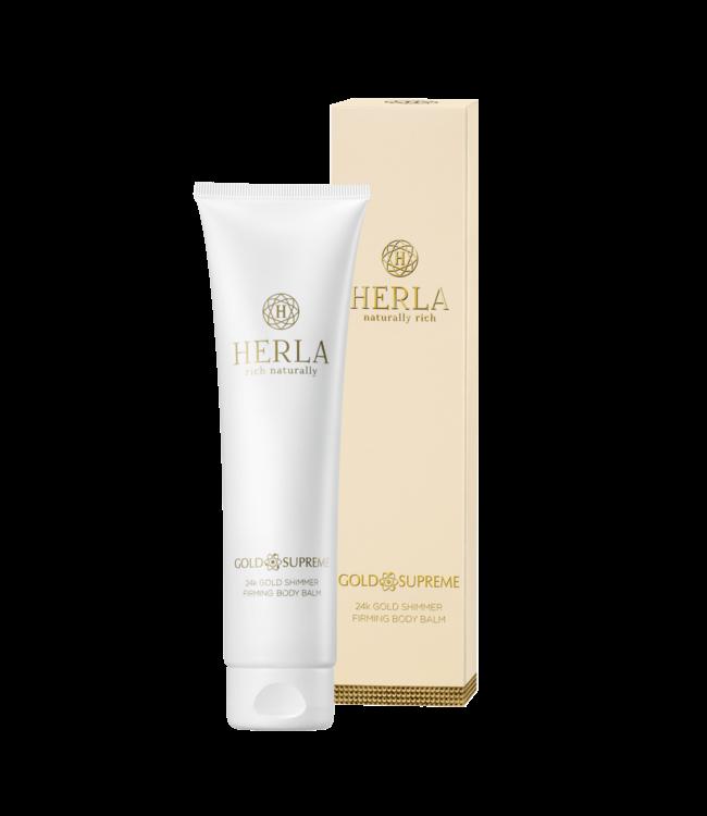 Herla 24K Gold Shimmer Firming Body Balm
