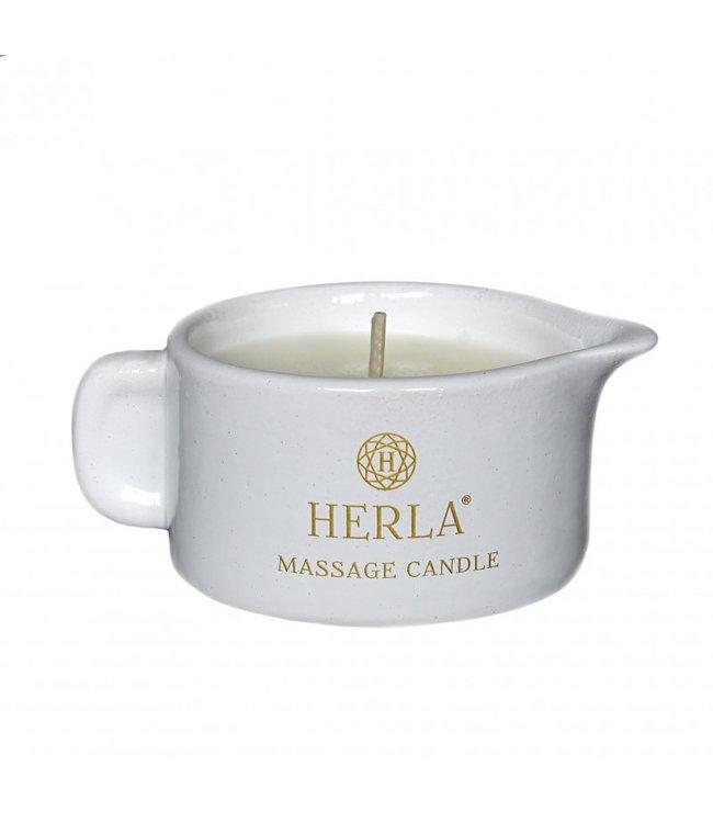 Herla Body Candle - Aromatherapie Kerze