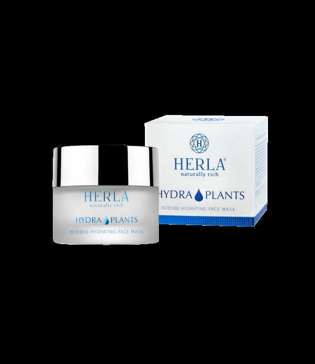 Herla Hydrating Face Mask - Intensiv Hydrierende Gesichtsmaske