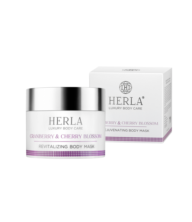 Herla Revitalisierende Körpermaske