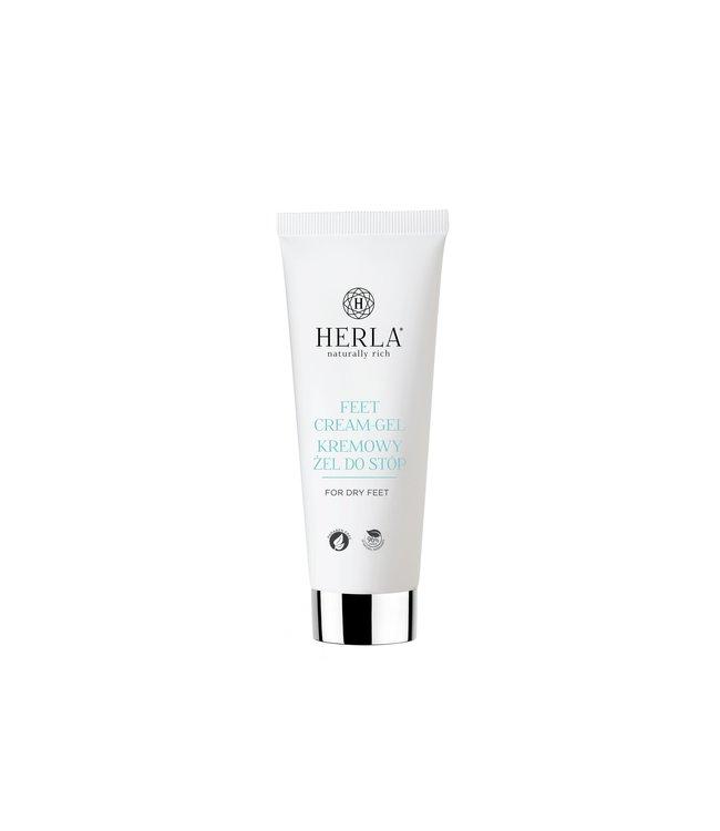 Herla Fußcreme-Gel - Feet Cream- Gel