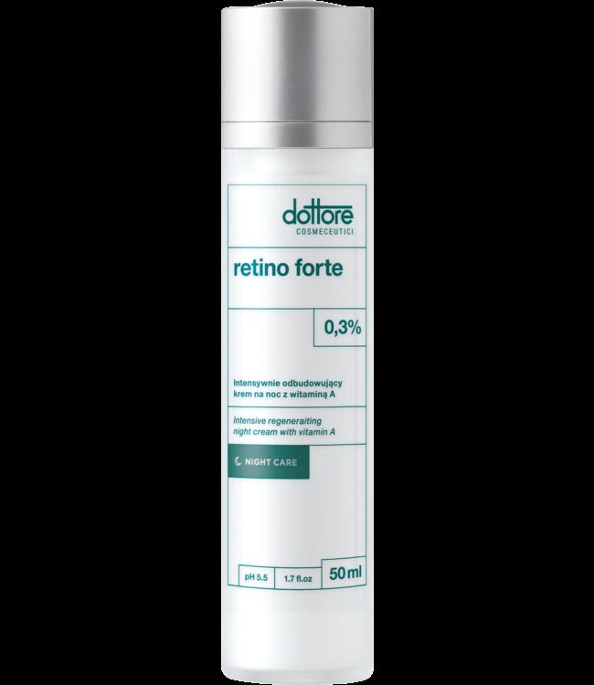 Dottore Retino Forte - Instensive Gesichtspflege