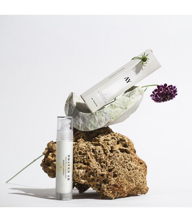Krayna Firming anti-wrinkle cream with cornflower