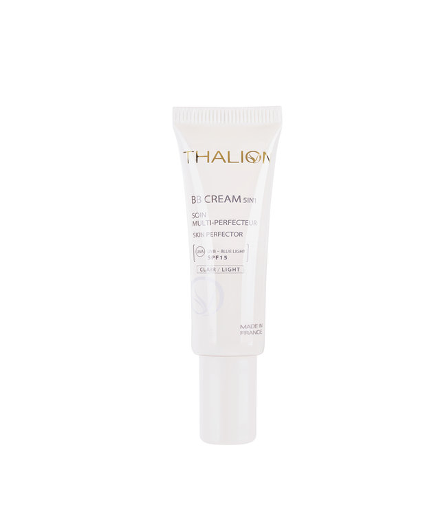 THALION BB Creme 5 in 1 light LSF15 - BB Creme 5 in 1 light