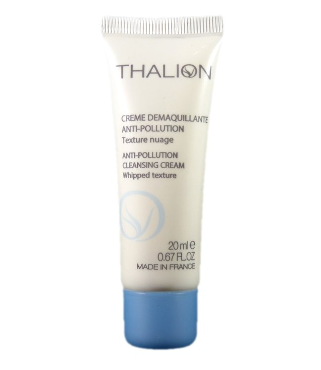 THALION Anti-pollution Cleansing Cream - Whipped texture