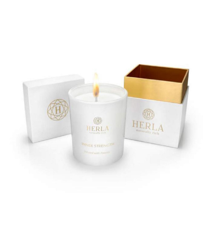 Herla Scented candle with Soy wax