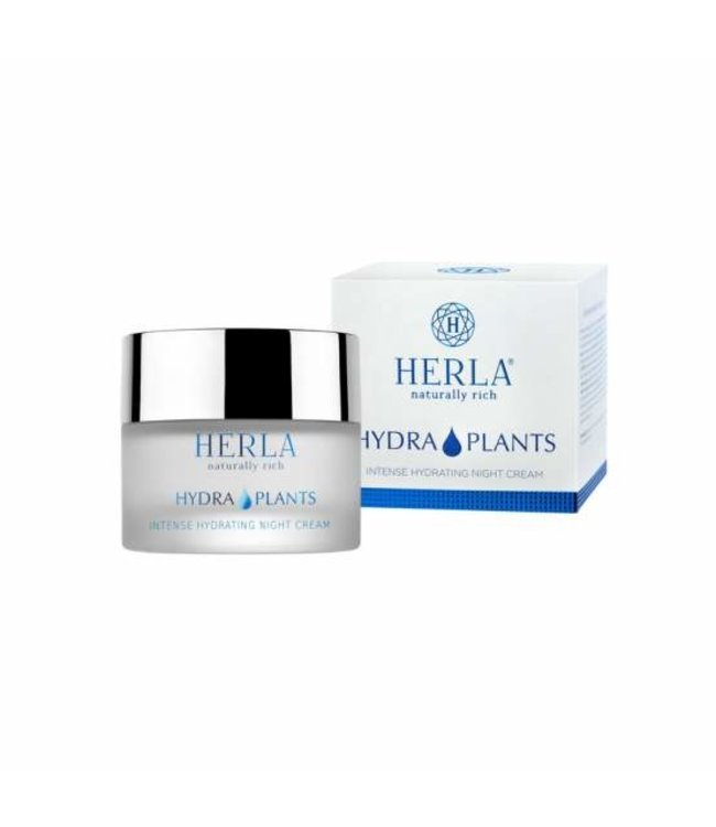 Herla Intensiv Hydrierende Nachtcreme - Hydrating Night Cream