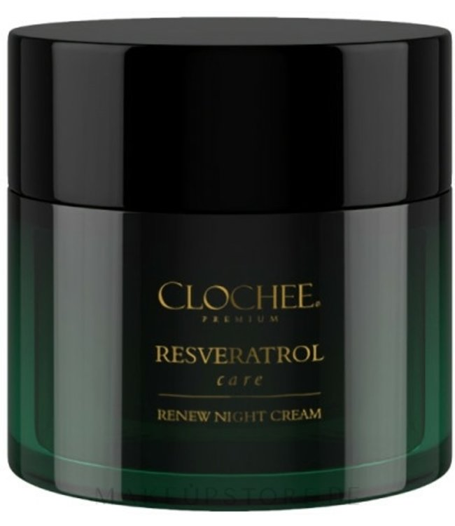 Clochee Renew Nachtcreme - Renew Night Cream