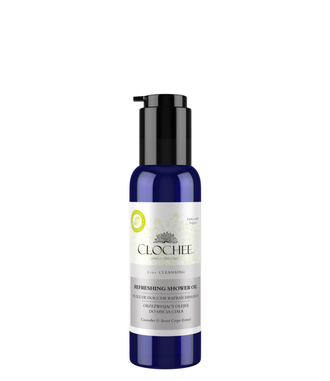 Clochee Refreshing Body Cleansing Oil