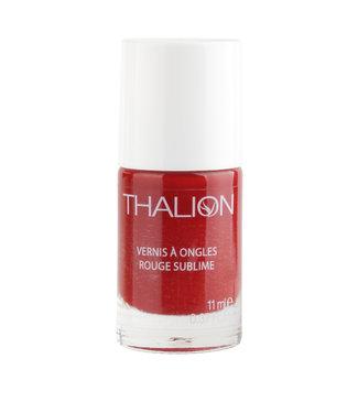 THALION Nagellack erhabenes rot