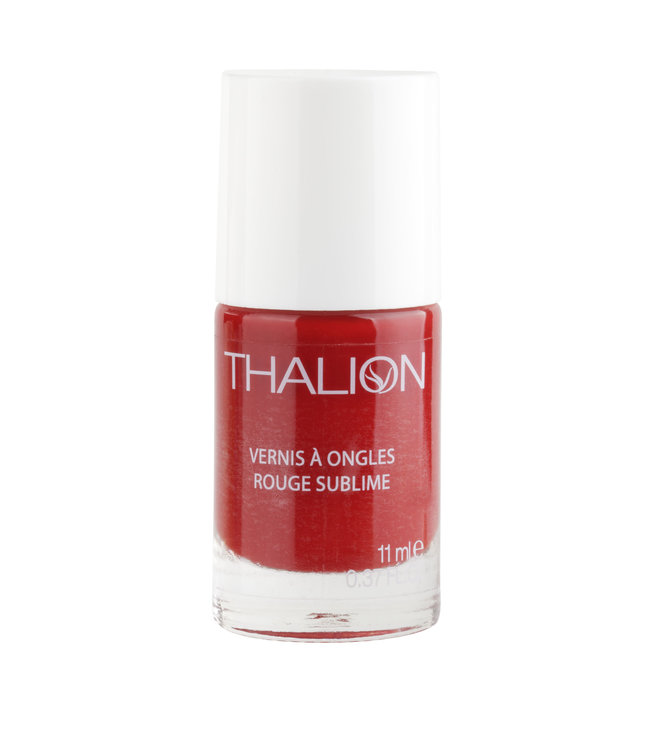 THALION Nagellack erhabenes rot - Rouge Sublime Nail Lacquer