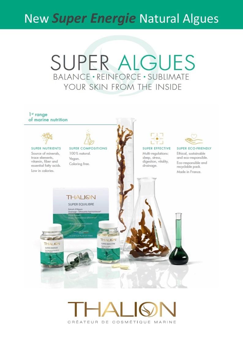 Super Energie Natural Algues