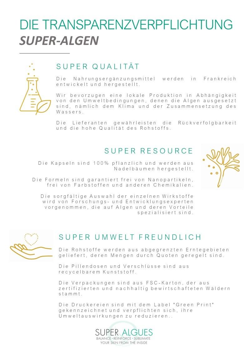 Super Algen Spirlulina + Chlorella