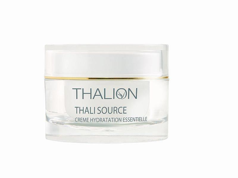 THALION Intensive Essentielle Feuchtigkeitscreme - Thalisource Crème Hydratation  Essentielle