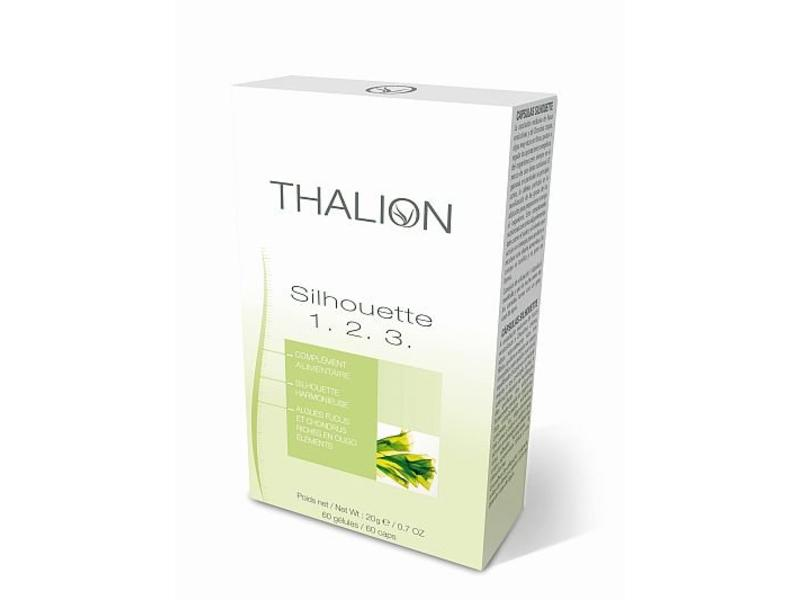 THALION Thalion Kapseln zum Abnehmen Silhouette 1-2-3