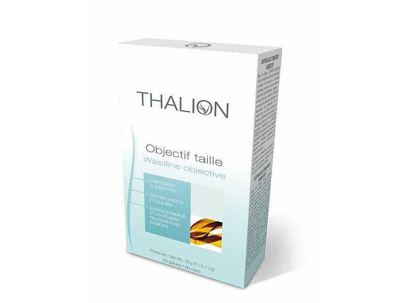 THALION Thalion Kapseln Schöne Taille - Objectif Taille für eine gute Verdauung