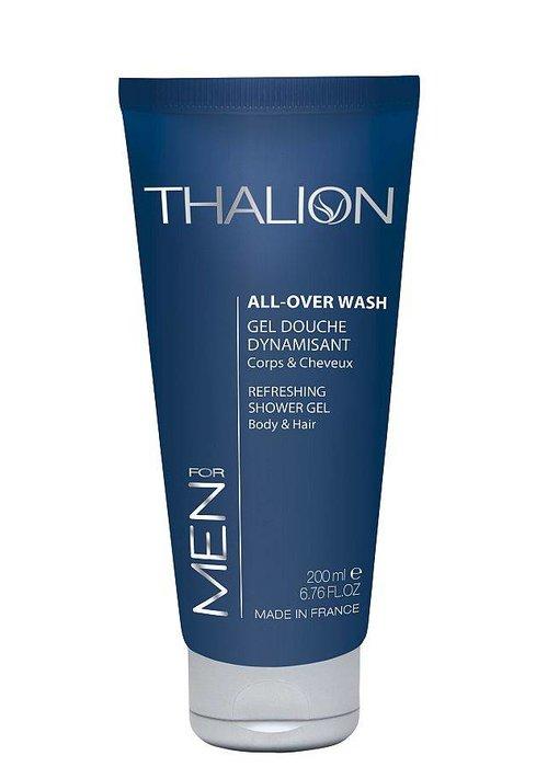 All over Wash Men -Refreshing Shower Gel - Body & Hair