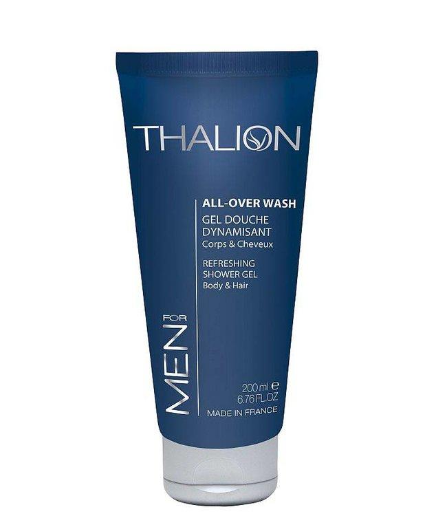 THALION Erfrischendes Duschgel Körper & Haare - Refreshing Shower Gel