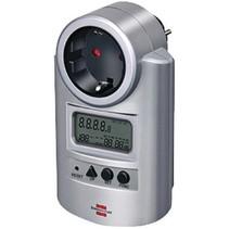Energie power meter met klok en meetfuncties